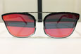 LINK BLACK CLEAR / RED MIRROR POLARIZED