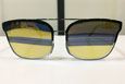 LINK BLACK CLEAR / YELLOW MIRROR POLARIZED
