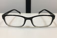 READING GLASSES TYPE-2 BLACK CLEAR