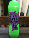 DOGTOWN SKATEBOARDS CROSS LOGO GREEN