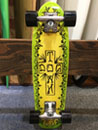 DOGTOWN SKATEBOARDS LOCKER BOARD COMPLETE