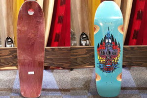 DOGTOWN SKATEBOARDS SCHROEDER POOL SKATEBOARD