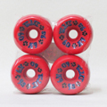 DOGTOWN SKATEBOARDS K9 WHEEL 60mm/95A RED