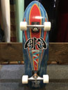 ROOTS SKATEBOARDS AKI �WDECADES COMPLETE