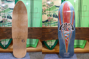 ROOTS SKATEBOARDS AKI �WDECADES (ブルー)