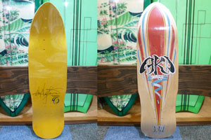 ROOTS SKATEBOARDS AKI �WDECADES (ナチュラル)