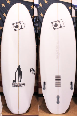 1402 THE GIFT SURFBOARD