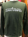 SATIVAWAX SW002 LONG SLEEVE TEE