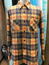 SC27967 TWILL CHECK WORK SHIRTS