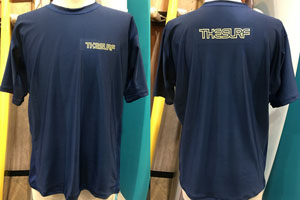 UV CUT RASH GUARD TEE 000001 (ネイビー/ゴールド)